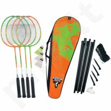 Badmintono rinkinys Talbot Torro 4 Attacker plus 449506