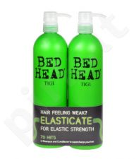 Tigi Bed Head Elasticate, rinkinys šampūnas moterims, (750m Bed Head Elasticate Strengthening šampūnas + 750ml Bed Head Elasticate Strengthening kondicionierius)