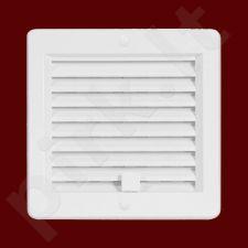 Grotelė ventiliacinė su užsklanda VM150150U