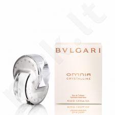 Bvlgari Omnia Crystalline, tualetinis vanduo moterims, 40ml