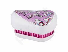 Tangle Teezer Compact Styler, plaukų šepetys vaikams, 1pc, (Skinnydip Lovely Llama)