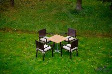 Pietų stalo komplektas CARINO