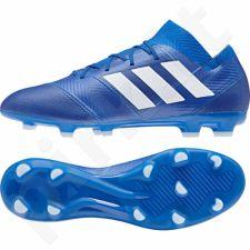 Futbolo bateliai Adidas  Nemeziz 18.2 FG M DB2092