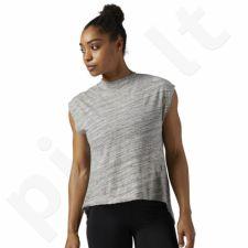 Marškinėliai treniruotėms Reebok Elements Marble Tee W BS3911