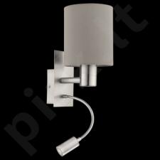 Sieninis šviestuvas EGLO 94931 | PASTERI