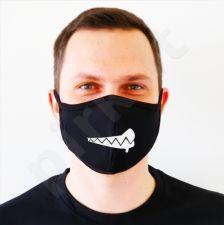 """Veido kaukė """"Pyktis"""""""