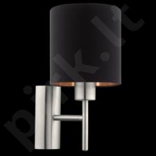 Sieninis šviestuvas EGLO 95052 | PASTERI