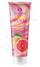 Dermacol Aroma Ritual, Pink Grapefruit, dušo želė moterims, 250ml