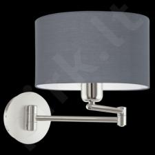 Sieninis šviestuvas EGLO 95063 | PASTERI