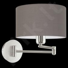 Sieninis šviestuvas EGLO 95064 | PASTERI