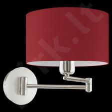Sieninis šviestuvas EGLO 95065 | PASTERI
