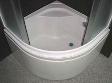 Padėklas dušo kabinai gilus 100x100