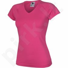 Marškinėliai Adler Dream W rožinės spalvos