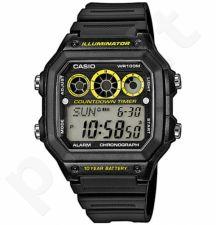Vyriškas laikrodis Casio AE-1300WH-1AVEF