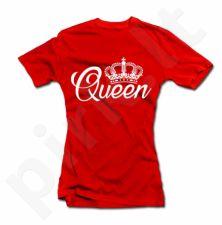 """Moteriški marškinėliai """"Queen"""""""