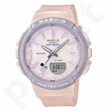 Vaikiškas, Moteriškas laikrodis Casio G-Shock BGS-100SC-4AER