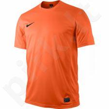 Marškinėliai futbolui Nike Park V Junior 448254-815