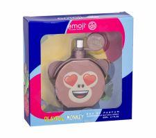 Emoji Playful Monkey, kvapusis vanduo vaikams, 50ml