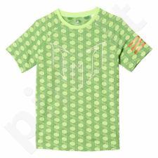 Marškinėliai adidas YB Messi Printed Tee Junior BJ8467