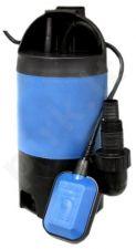 Panardinamas elektrinis vandens siurblys nešvariam vandeniui PD 401
