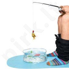 Mini žvejyba - tualeto kilimėlis