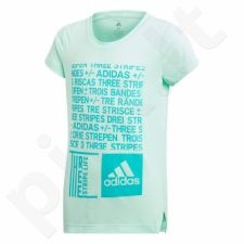 Marškinėliai adidas YG Graph Tee Junior DJ1093