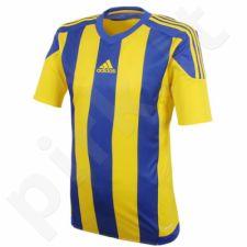 Marškinėliai futbolui Adidas Striped 15 M S16142