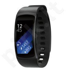 Išmanusis laikrodis Samsung Galaxy Gear Fit2 L dydis juodas
