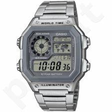Vyriškas laikrodis CASIO AE-1200WHD-7AVEF