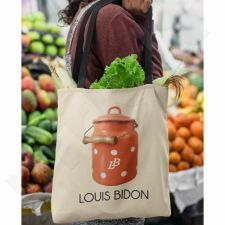 "Medžiaginis maišelis ""Louis Bidon"""