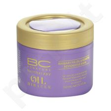 Schwarzkopf BC Bonacure Oil Miracle, Barbary Fig & Keratin, plaukų kaukė moterims, 150ml