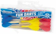 DartsSoftip rink. FUN DARTS 1292 9vnt
