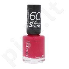 Rimmel London 60 Seconds, Super Shine, nagų lakas moterims, 8ml, (335 Gimme Some Of That)