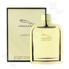 Jaguar Classic Gold, tualetinis vanduo vyrams, 100ml