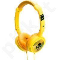 Idance JOCKEY-100 ausinės (geltonos)