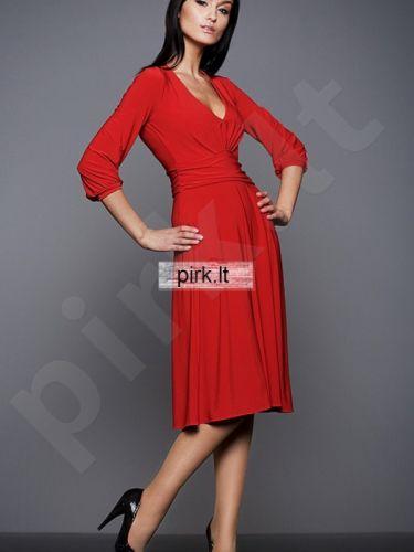 Suknelė S01 raudona spalva