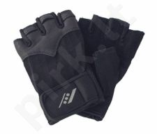 Pirštinės fitnesui 201 XS-S black