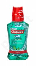 Colgate Plax, Soft Mint, burnos skalavimo skytis moterims ir vyrams, 250ml