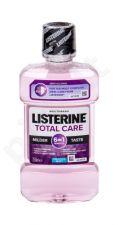 Listerine Mouthwash, Total Care Smooth MInt, burnos skalavimo skytis moterims ir vyrams, 250ml