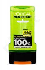 L´Oréal Paris Men Expert, Clean Power, dušo želė vyrams, 300ml