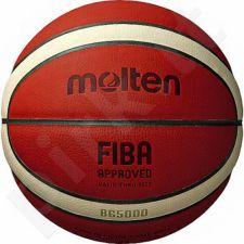 Krepšinio kamuolys Molten B6G5000 FIBA