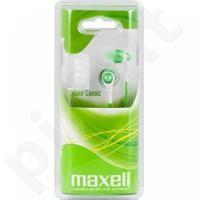 Maxell Colour Canalz ausinės ausyse