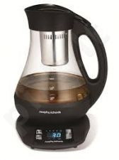Morphy richards 43970 EE Automatic Tea maker, Black