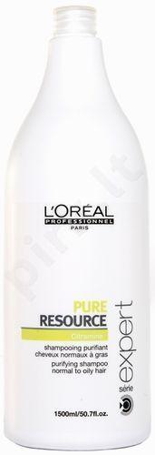 L´Oréal Professionnel Série Expert, Pure Resource, šampūnas moterims, 1500ml