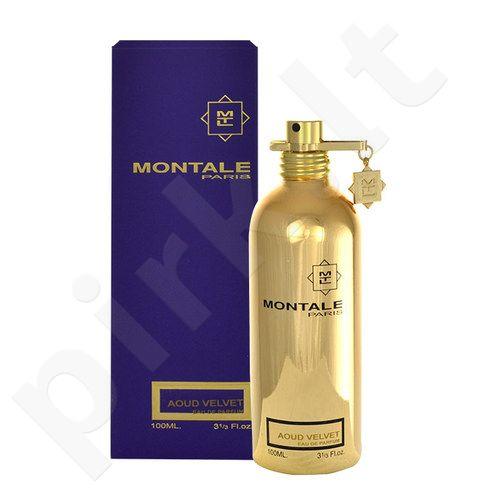 Montale Paris Aoud Velvet, kvapusis vanduo moterims ir vyrams, 100ml