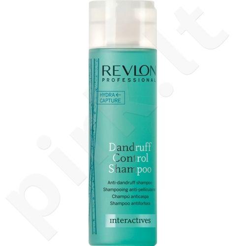Revlon Interactives Dandruff Control šampūnas, kosmetika moterims, 250ml