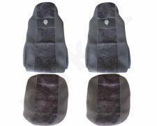 Sėdynių užvalkalai  MAN TGA, TGX, TGS, TGM, TGL - N34