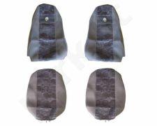 Sėdynių užvalkalai  SCANIA 124R - N40