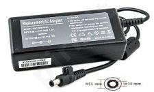 Notebook power supply SAMSUNG 60W: 16V, 3.75A