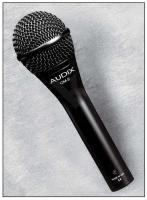 Audix OM2-S dinaminis rankinis mikrofonas su jungikliu
